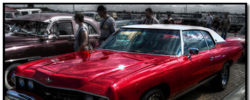 Chevrolet Caprice Theme With 10 Backgrounds