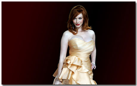 Christina Hendricks Wallpaper Theme With 10 Backgrounds