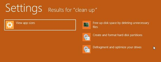 How to quickly clean up system files and free disk space on Windows
