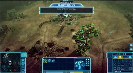 Command and Conquer 4 Gameplay