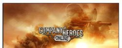 Windows 7 Company of Heroes Online Wallpaper Theme