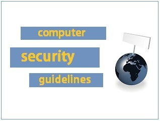 Computer security – PART 2: Best practices for computer security