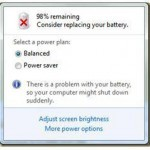 consider replacing your batter windows 7 fix solution jpg