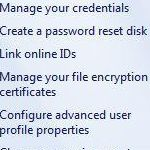 create a password reset disk jpg