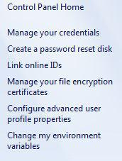 How to create a password recovery disk in Windows 8