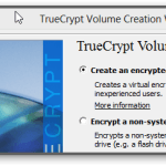 create encrypted file container png