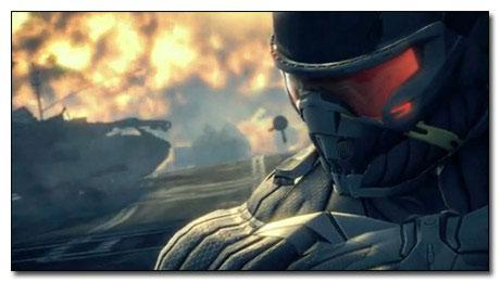 "Crysis 2 ""The Wall Trailer"" Making Of Video"
