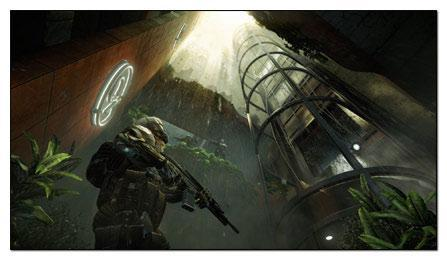 Crytek Teases Us With Crysis 2 Multiplayer Modes & Screens