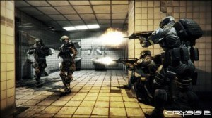 Official Crysis 2 Multiplayer Screenshots