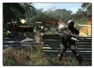 Crysis 2 Multiplayer Teaser Trailer