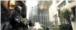 First Crysis 2 Pics – CG Images reveal New York