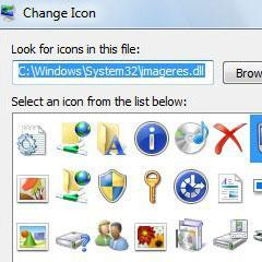 How to add custom icons to your Windows 7 desktop
