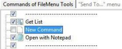 Customize Context Menu in Windows 7 And Add Batch Scripts To It