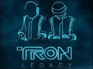 Daft Punk Returns: Tron Legacy Soundtrack + Wallpaper