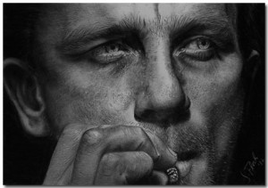 Daniel Craig Wallpaper Theme With 10 Backgrounds