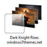 dark knight rises windows 7 theme jpg