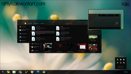 October Update: Best 30 Windows 7 Desktop Themes!