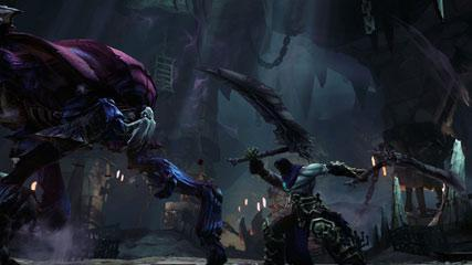 First Darksiders 2 Pics and Extended Trailer