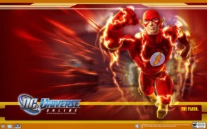 DC Universe Online Windows 7 Theme