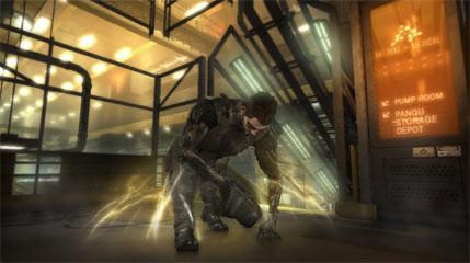 Deus Ex Human Revolution #2 Gameplay Video