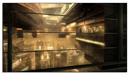 Latest Deus Ex Human Revolution Screens