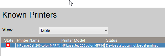 Fix (HP) Printer Error 0x803c010b – Device Status Cannot Be Determined