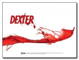 Bloody Dexter Windows 7 Theme