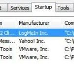How to change programs that run on startup in Windows 7