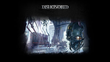 Windows 7 Theme With Big Dishonored Wallpaper