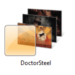 doctorsteel theme png