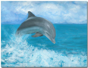 Dolphin Wallpaper Theme With 10 Backgrounds