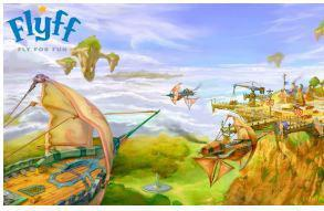 Download Flyff v17 for Windows 7