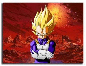 Windows 7 Dragon Ball Z Theme