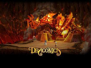 Windows 7 MMO Theme With Cool Dragonica Fantasy Wallpapers