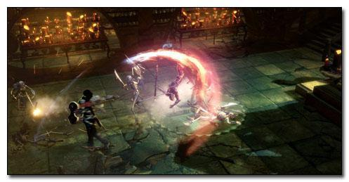 Dungeon Siege 3 Pictures + Teaser Trailer: Co-op but no PvP