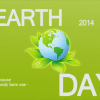 Earth Day All Green Wallpaper Large 100x100 Png