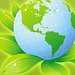earth day all green wallpaper large png