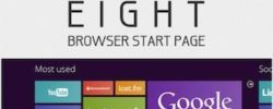 Windows 8 Browser Theme With Cool Metro UI Look