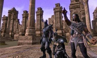 18 Leaked Screenshots Of The The Elder Scrolls Online And Concept Art