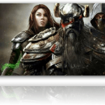 Elder Scrolls Online Windows 7 Theme With 10 HD Wallpapers