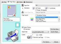 Printing Multiple Pages On One Paper Sheet In Word / Open Office (Duplex Print)