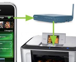Enable Airprint in Windows 7 And Send Print Request via WiFi