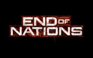 Black End of Nations Wallpaper Theme