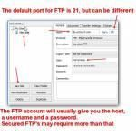 entering ftp account details using ftp client ll jpg