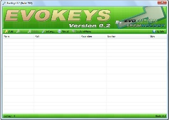 EvoKeys – launch any program and open folders with your own hotkeys