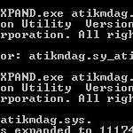 Fix atikmpag.sys / atikmdag.sys blue screen errors (BSOD)
