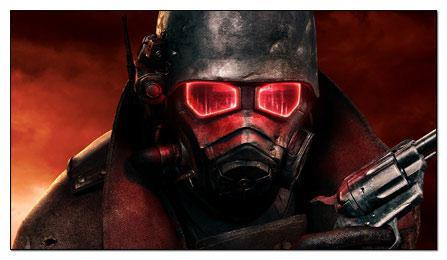 Free Fallout: New Vegas Windows Theme
