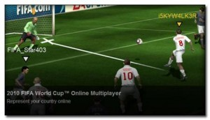 Play FIFA Online (Beta) & FIFA World Cup 2010