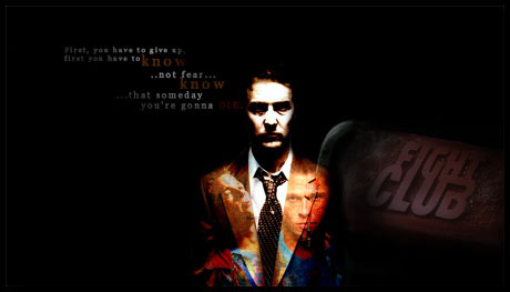 Fight Club Wallpaper Theme With 10 Backgrounds