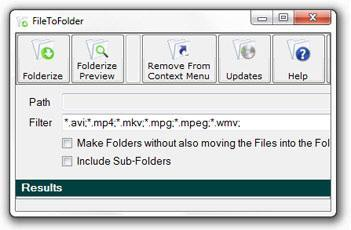 Productivity Tip: Create folder for each file and move file into folder